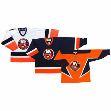 CCM/KOHO 550 Junior Replica Hockey Jersey - New York Islanders