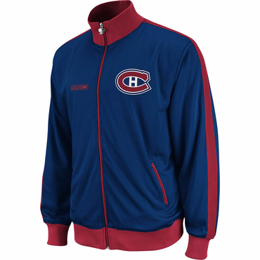 CCM Lord Stanley Senior Track Jacket - Montreal Canadiens