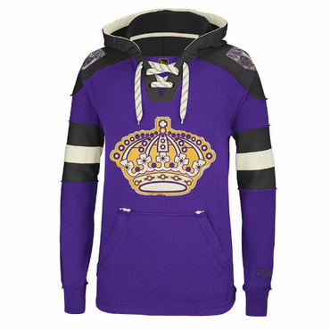 CCM Pullover Senior Hockey Hoody - Los Angeles Kings