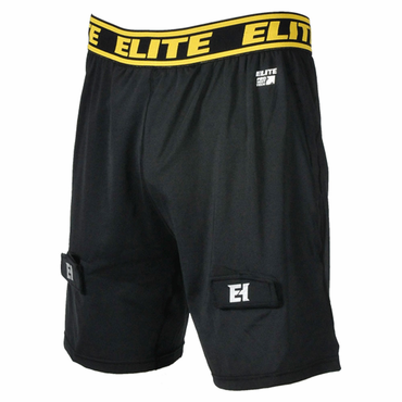 Elite Loose Jock Junior Performance Hockey Jock Shorts - w/ Cup