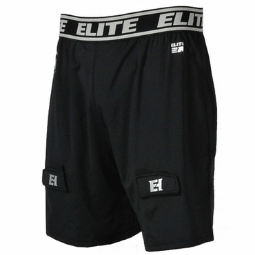Elite Loose Jock Senior Performance Hockey Jock Shorts - w/ Cup