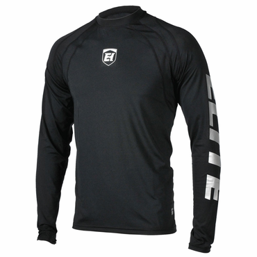 Elite Pro Vent Loose Senior Long Sleeve Performance Hockey Shirt