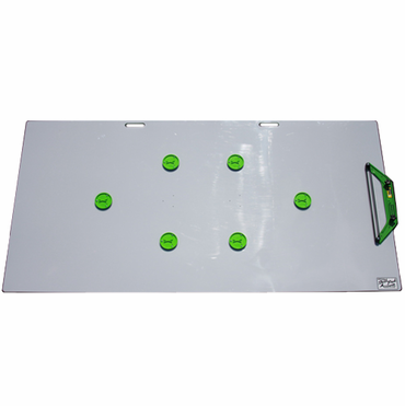 EZ Puck Off Ice Shooting Board Combo - Ultimate
