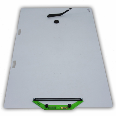 EZ Puck Shooting Board Combo - X-Large Drilled
