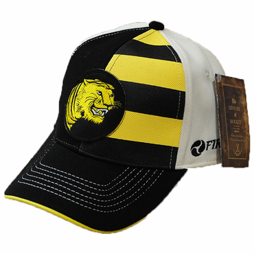 Firstar Heritage Senior Snap Back Hockey Hat - Calgary Tigers