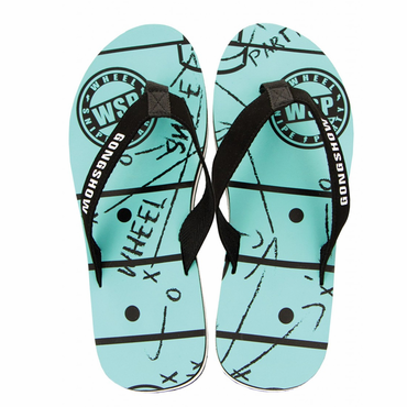 Gongshow Go to the Net Senior Hockey Sandals