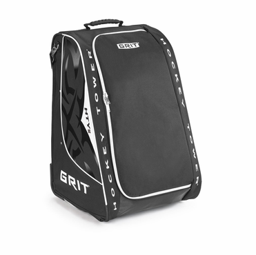 Grit HYSE Tower Wheeled Hockey Bag - 30 Inch - Black