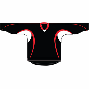 Kamazu 14100 Flexx Lite Team Junior Hockey Jersey - Chicago Blackhawks