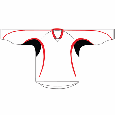 Kamazu 14100 Flexx Lite Team Senior Hockey Jersey - New Jersey Devils