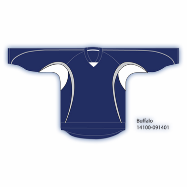Kamazu 14200 Flexx Lite Team Junior Hockey Jersey - Buffalo Sabres