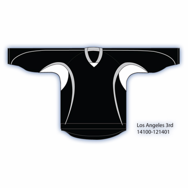 Kamazu 14200 Flexx Lite Team Junior Hockey Jersey - Los Angeles Kings