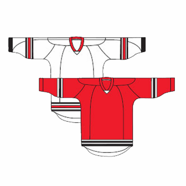 Kamazu 20100 FlexxICE Team Senior Hockey Jersey - Chicago Blackhawks