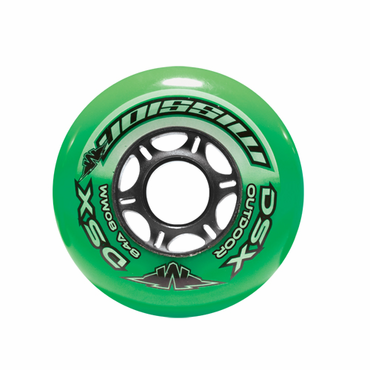 Mission DSX Outdoor Inline Hockey Wheels