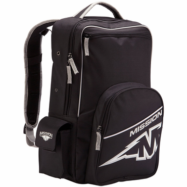 Mission School Hockey Backpack Bag