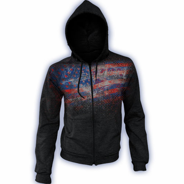 Mission Soldier Senior Full-Zip Hockey Hoodie