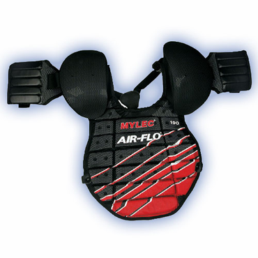 Mylec 190 Air Flo Chest Protector w/Arm Pads