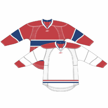 RBK 25P00 NHL Edge Gamewear Hockey Jersey - Montreal Canadiens