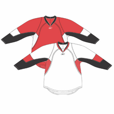 RBK 25P00 NHL Edge Gamewear Hockey Jersey - Ottawa Senators