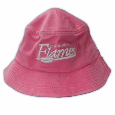 RBK 4830 Bucket Womens Hockey Hat - Calgary Flames