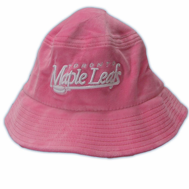 RBK 4830 Bucket Womens Hockey Hat - Toronto Maple Leafs