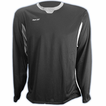 RBK 5677 Speedwick Color Blocked Senior Long Sleeve Hockey Shirt