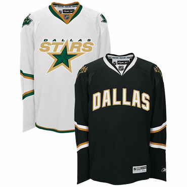 RBK 7185 Premier Senior NHL Replica Hockey Jersey - Dallas Stars