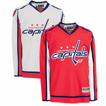 RBK 7185 Premier Senior NHL Replica Hockey Jersey - Washington Capitals