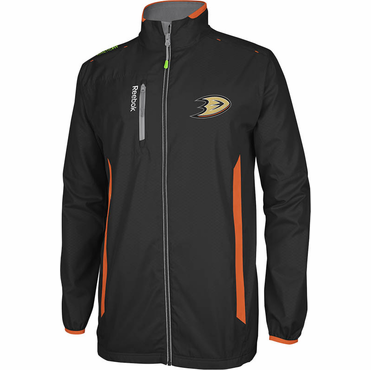 RBK Center Ice Senior Hockey Jacket - Anaheim Ducks