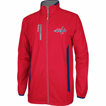 RBK Center Ice Senior Hockey Jacket - Washington Capitals