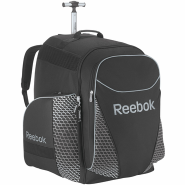 Reebok 18K Wheeled Hockey Backpack Bag - 18 Inch