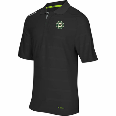 Reebok Center Ice Senior Polo - Minnesota Wild