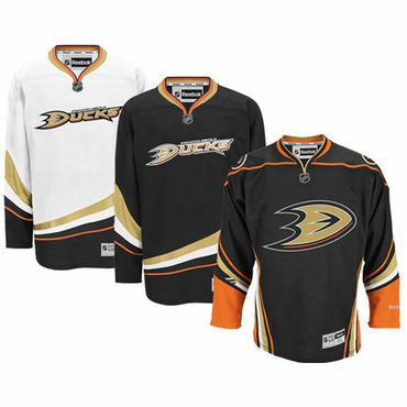Reebok Edge Premier Senior Hockey Jersey - Anaheim Ducks