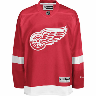 Reebok Edge Premier Senior Hockey Jersey - Detroit Red Wings