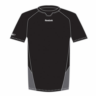 Reebok Lite is Right Compression Senior Short Sleeve Hockey Shirt