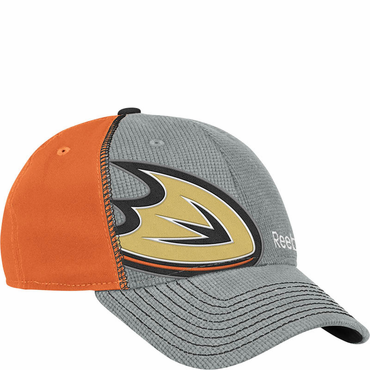 Reebok Pro Shape Senior Hockey Hat - Anaheim Ducks