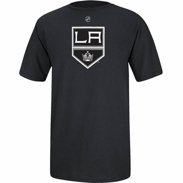Reebok Speed Senior Short Sleeve Hockey Shirt - Los Angeles Kings