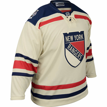 Reebok Winter Classic Senior Hockey Jersey - New York Rangers
