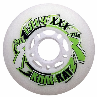 Rink Rat Envy XXX Grip Indoor Inline Hockey Wheels