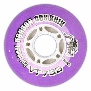 Rink Rat VT733 Indoor Inline Hockey Wheels