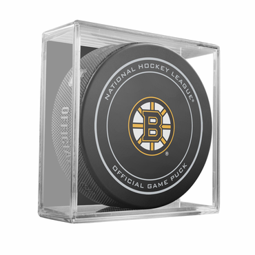 Sherwood NHL Official Game Puck - Boston Bruins