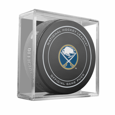 Sherwood NHL Official Game Puck - Buffalo Sabres