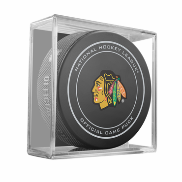 Sherwood NHL Official Game Puck - Chicago Blackhawks