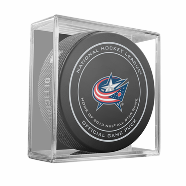 Sherwood NHL Official Game Puck - Colorado Avalanche
