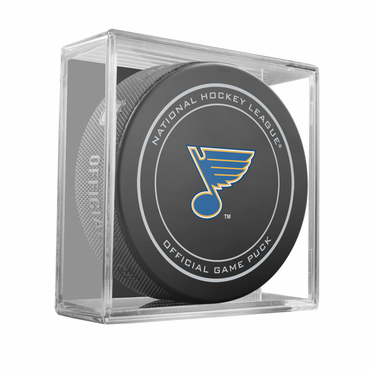 Sherwood NHL Official Game Puck - St. Louis Blues