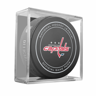 Sherwood NHL Official Game Puck - Winnipeg Jets