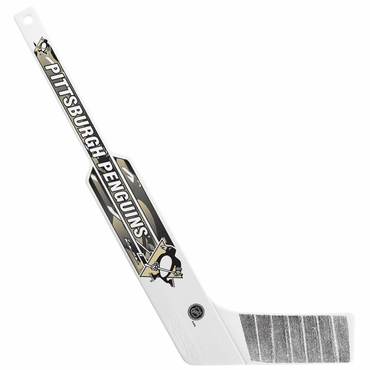 Sherwood Ultimate Mini Composite Goalie Stick - Pittsburgh Penguins