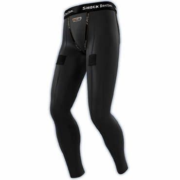 Shock Doctor 272 Basix Senior Comp Hockey Jock Pants