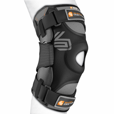 Shock Doctor 875 Senior Hockey Ultra Knee Support