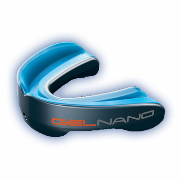 Shock Doctor Power Gel Nano Senior Hockey Convertible Mouthguard