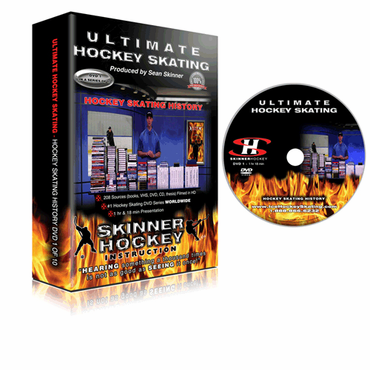 Skinner Ultimate Hockey Skating Hockey Skating History DVD - Disc 1